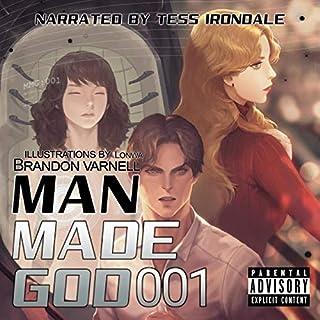 Man Made God 001 cover art