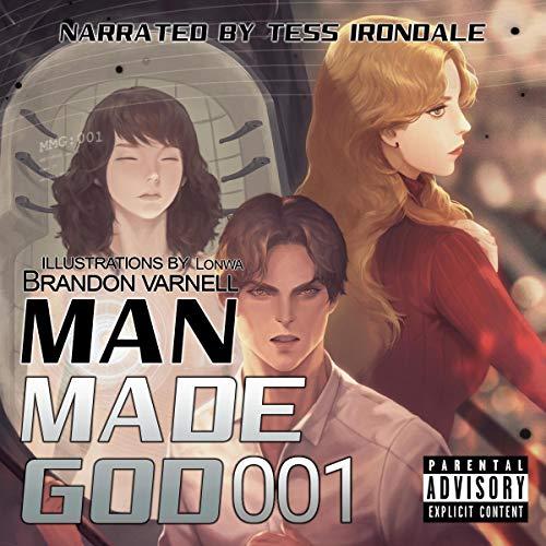 Couverture de Man Made God 001