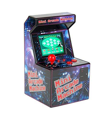 Mini Arcade Machine für Nostalgiker