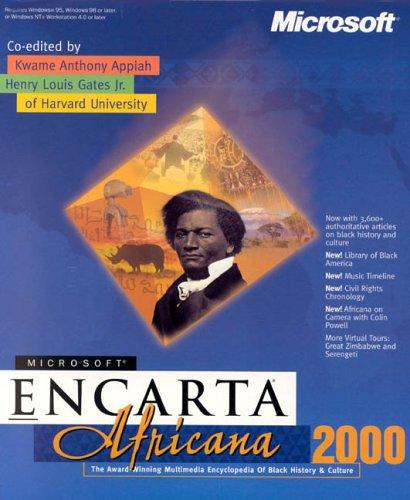 Microsoft Encarta 2000 Africana