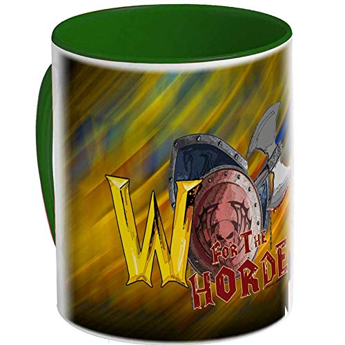 Pets-easy - Taza para The Horde for The Horde wow
