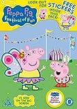 Peppa Pig: Festival of Fun - Includes Free Sticker Sheet [DVD] [2019]