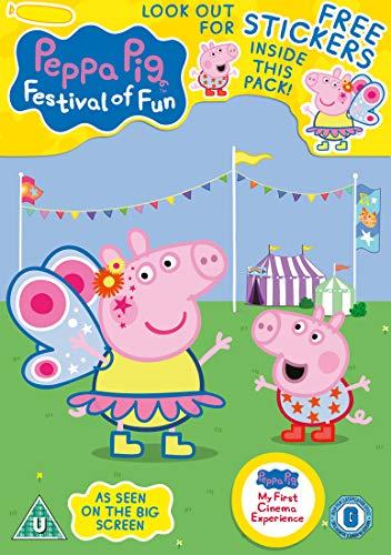 Peppa Pig: Festival Of Fun [Edizione: Regno Unito] [DVD]