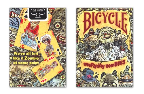 Bicycle Everyday Zombies Talia kart