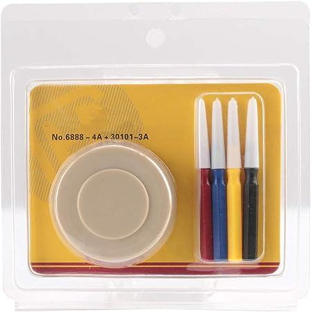 Kit di riparazione orologi, penne ad olio, riparazione meccanica, strumento di oliatura per oliatura riparazione di utensili, set di 1 tazza olio 4 penna olio assortimento kit