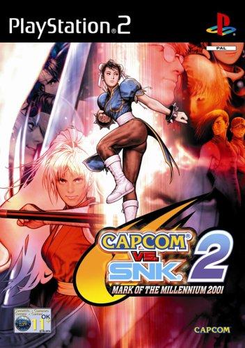 Capcom Vs SNK 2 Mark Of The Millennium (PS2) [Edizione: Regno Unito]