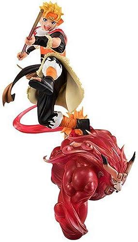 Zhizaibide Naruto Shippuden Whirlpool Naruto Sun Statue De Modèle De Wukong 20cm OrneHommest