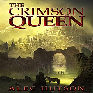 The Crimson Queen cover art