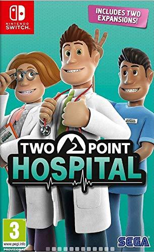 Jogo Two Point Hospital Nintendo Switch