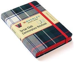 Dress MacKenzie: Waverley Genuine Tartan Cloth Commonplace Notebook (Waverley Scotland Tartan Cloth Commonplace Notebooks/...