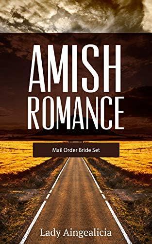 Amish Romance Mail Order Bride Set product image