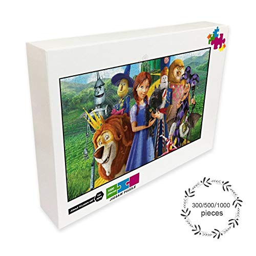 Legends Of Oz Dorothy's Return 300/500/1000 PZ Puzzle per Adulti Adolescenti Bambini Cervello Teaser Gioco DIY Giocattolo Educativo intellettuale