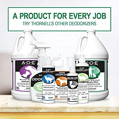 THORNELL KOE-P K.O.E Kennel Odor Eliminator Concentrate 7