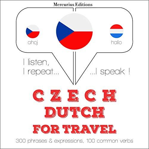 Czech - Dutch. For travel cover art