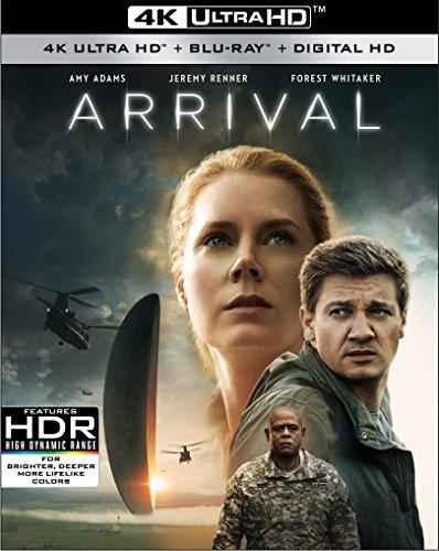 Arrival [UHD/BD/Digital HD Combo] [Blu-ray]