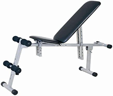 Sit Up Multi Function Bench, Black and Gray [SG103] - EM-1525