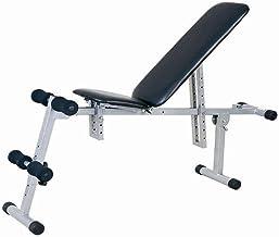 SkyLand EM-1525 Sit Up Multi Function Bench - Black/Grey