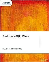 Audits of 401(k) Plans
