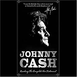 cheap Johnny Cash reads the entire New Testament: NKJV Audio Bible