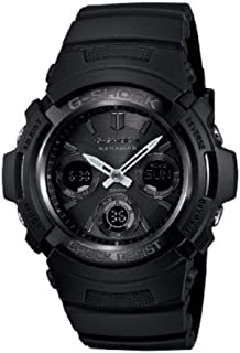 G-Shock G-Shock Tough Solar All Black One Size