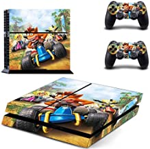 shooter game - PS4 Skin Console and 2 Controller, Vinyl Decal Sticker Full Cover Protective by okanhyeu