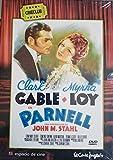 PARNELL - Clark Gable y Myrna Loy - Ed. El corte inglés + LIBRETO