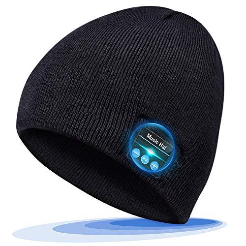 51BZQD7DFVL - Bluetooth Beanie, Bluetooth Hat,