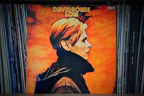 David Bowie Photograph an 18