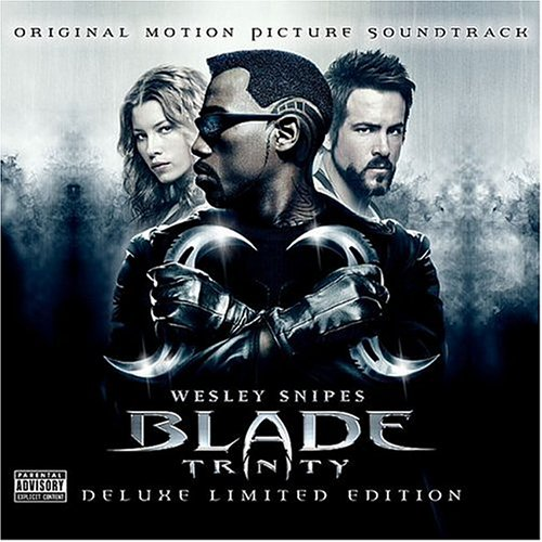 Blade Trinity (Bonus Dvd) (Dlx)