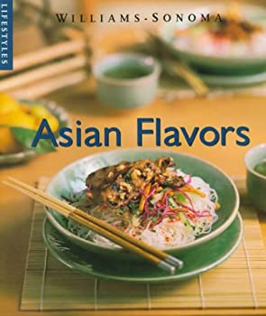 Hardcover Asian Flavors Book