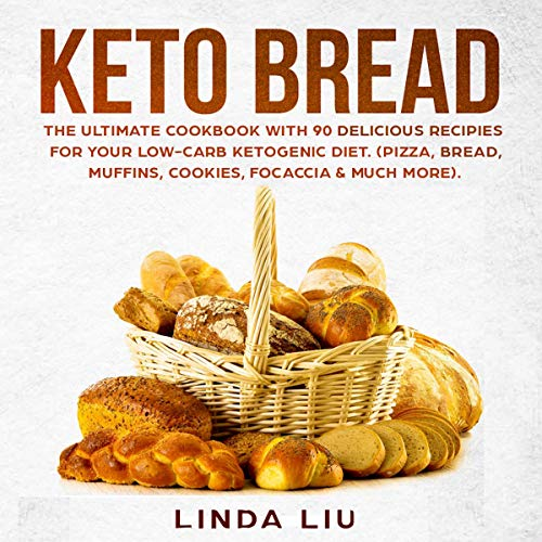 Keto Brеаd audiobook cover art