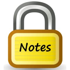 prevent someone to see your notes/secrets simple to use clean interface Dropbox Synchronization