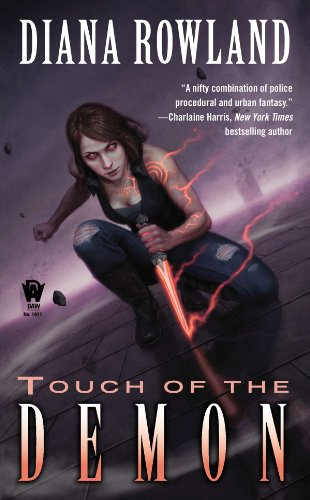 Touch Of The Demon Kara Gillian 5 By Diana Rowland