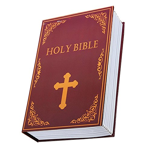 Sacra Bibbia banca dei soldi salvadanaio -24cm