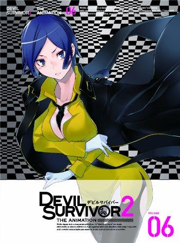 DEVIL SURVIVOR 2 the ANIMATION (6) [DVD]