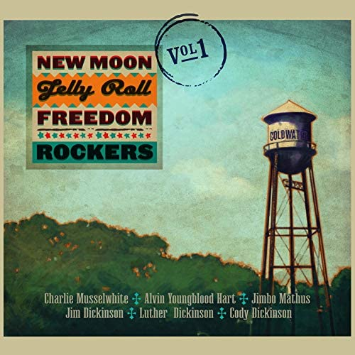 New Moon Jelly Roll Freedom Rockers & Charlie Musslewhite