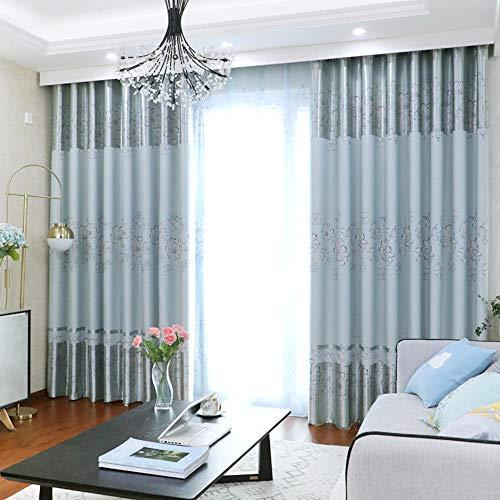 Cortinas Productos terminados Completamente sombreados Simple Dormitorio moderno Sala de estar Ventanas...