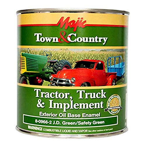 Majic Paints 8-0966-2 Town & Country Tractor,...