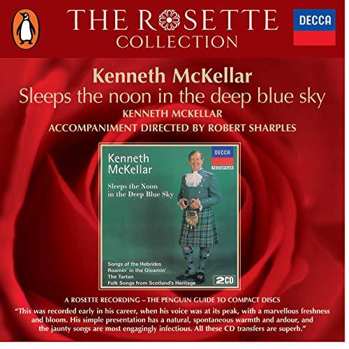 Sleeps The Noon In The Deep Blue Sky