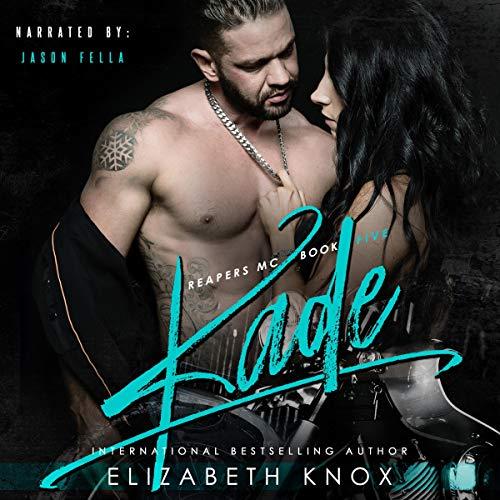 Kade audiobook cover art