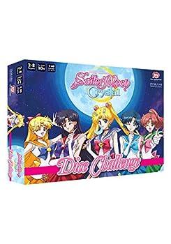 Sailor Moon Crystal  Dice Challenge Base Game
