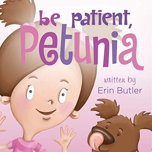 Be Patient, Petunia audiobook cover art