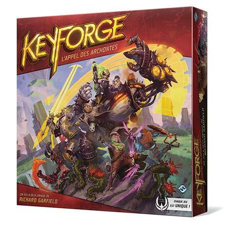 FFG Keyforge – La llamada Arco