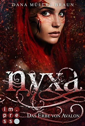 Nyxa 1: Das Erbe von Avalon: Drachen-Fantasy für Fans von