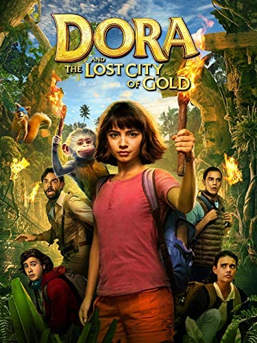Dora And The Lost City Of Gold product image