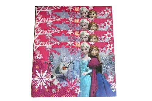 Disney La Reine des neiges Elsa, Anna et Olaf de La Reine des neiges Set de table par Zak. Bohème Lot de 4