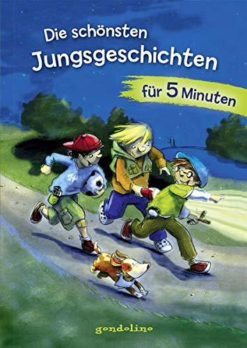 Die schönsten Jungsgeschichten für 5 Minuten: Kurze Geschichten fürs erste Lesen für Kinder ab 8 Jahre für 6,00 €.