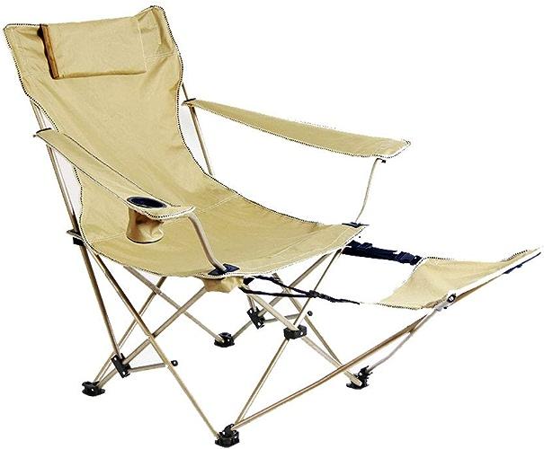 SYTPZ SMQ Chaise Longue Bureau Chaise Pause-Repas Chaise Pliante Simple Chaise de Loisirs Portable Chaise Pliante en Plein air Chaise arrière Multifonctionnel Pliant de