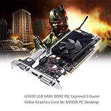 PNY NVIDIA GeForce VCGGT610 XPB 1GB DDR3 SDRAM PCI Express 2.0ビデオカード