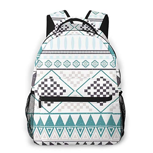 School Backpack for Boys Girls, Apache Brown Laptop Backpack College Bags Daypack for Men Women Student